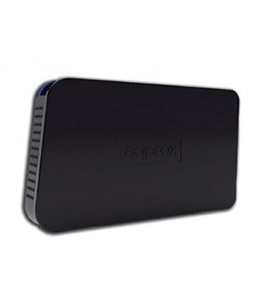"""approx! appHDD05BK Caja Ext.2.5"""" USB 2.0 Negra"""