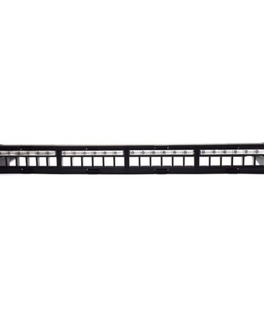 WP Patch Panel 24 Puertos UTP Cat. 5e/6/6e
