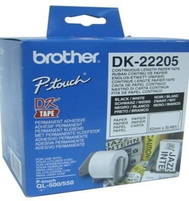 BROTHER Papel continuo QL550