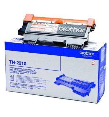 BROTHER TN2210 Tóner Negro  HL-2240/50D/70DW