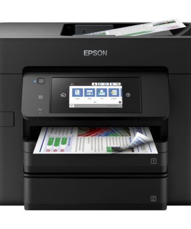 Epson Multifunción WorkForce WF-4740DTWF Wifi Fax