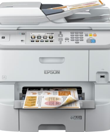 Epson Multifunción WorkForce PRO WF-6590DWF