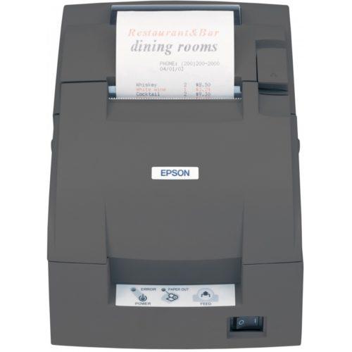 Epson Impresora Tickets TM-U220BU Negra