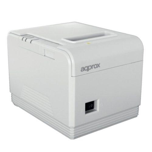 approx Impresora Tiquets appPOS80AM3 Usb/Et Blanca