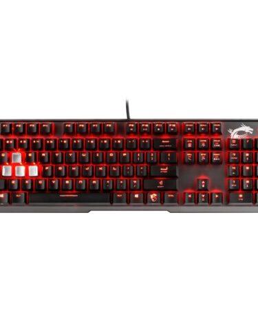 MSI Teclado Gaming Vigor GK60 CR español