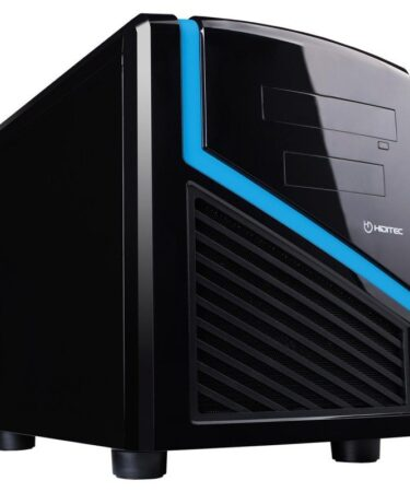Hiditec Caja Micro ATX Dark Kube USB 3.0