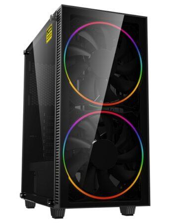 CoolBox ATX DEEPGAMING DEEPRUNNER A-RGB
