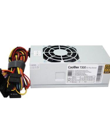 Coolbox Fuente. Alim. TFX  300W 80PLUS BRONZE