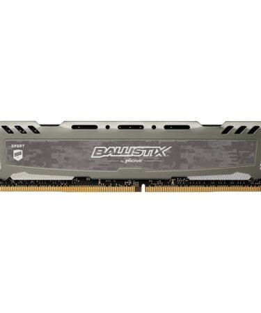 Crucial Ballistix Sport LT 16GB DDR4 2400MHz Gris