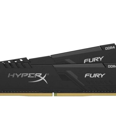 Kingston HyperX Fury Black 16GB (2x8GB) CL15 2400