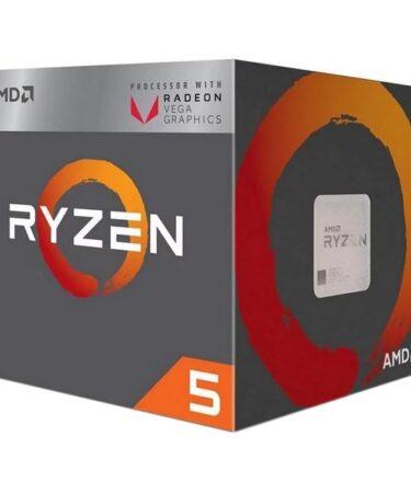 AMD RYZEN 5 3400G 3.7GHz 6MB 4 CORE AM4 BOX