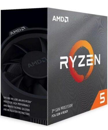AMD RYZEN 5 3600X 3.8GHz 35MB 6 CORE AM4 BOX
