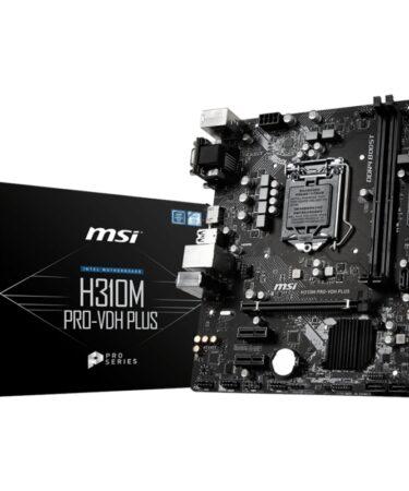 MSI Placa Base H310M PRO-VDH PLUS mATX LGA1151