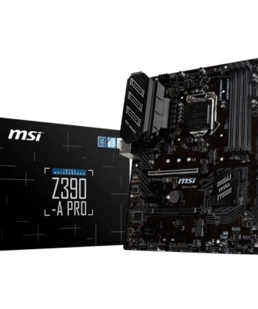 MSI Placa Base MPG Z390-A PRO ATX LGA1151