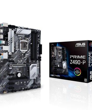 Asus Placa Base Prime Z490-P ATX LGA1200