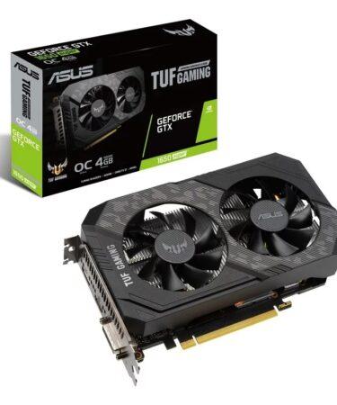 Asus VGA NVIDIA GTX 1650 SUPER O4G GAMING 4GB DDR6