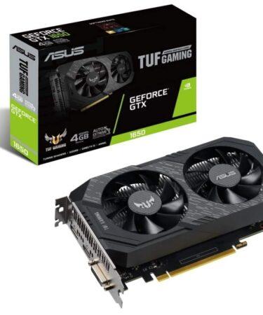 Asus VGA NVIDIA TUF-GTX1650S-4G-GAMING DDR6