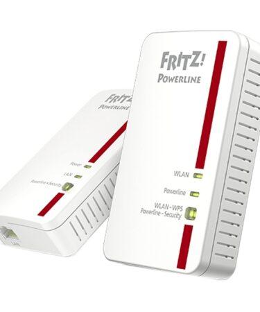 FRITZ! Powerline 1240E Powerline Kit