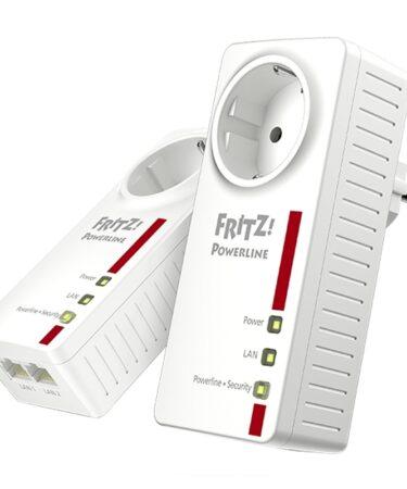 FRITZ! Powerline 1220E Powerline Kit