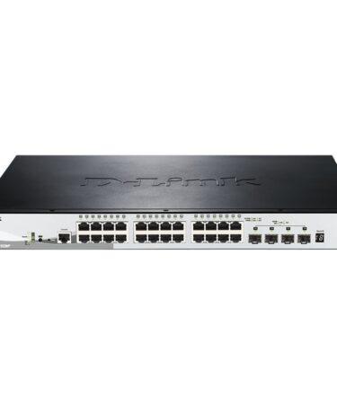 D-Link DGS-1510-28XMP Switch L2 24xGB PoE 4x10GB