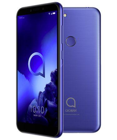 "Alcatel 1S 5024F 5.5"" OC1.6GHz 64GB 4GB Azul"