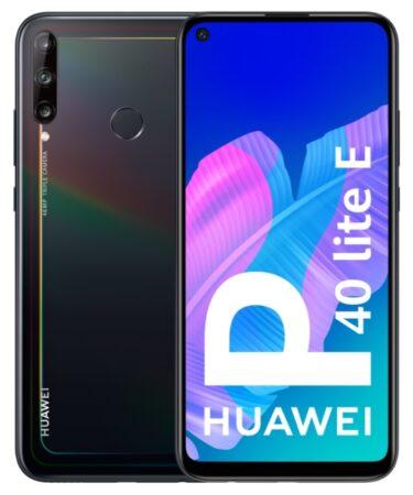 "HUAWEI P40 lite E 6.39"" HD+ OC2.2GHz 64GB 4GB Negr"