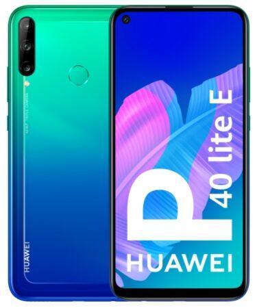 "HUAWEI P40 lite E 6.39"" HD+ OC2.2GHz 64GB 4GB Azul"