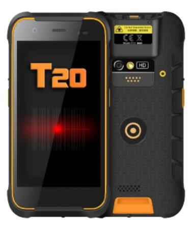 Mustek PDA Táctil 5'' NOMU-T20 Android Wifi 4G 2D