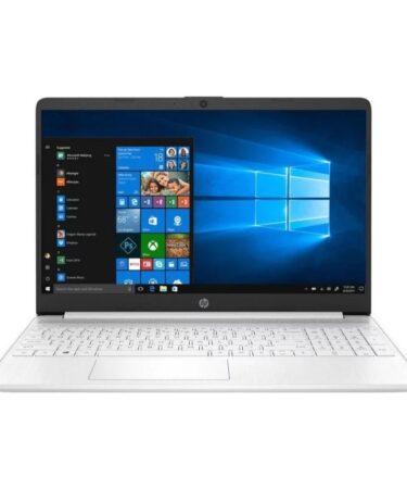 """HP 15S-FQ1011NS i7-1065G7 8GB 512SSD W10 15"""" Blanc"""