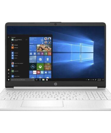 "HP 15S-FQ1005NS i7-1065G7 8GB 256SSD W10 15""Blanco"