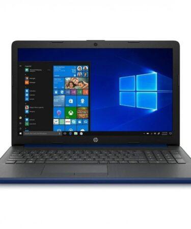 "HP 15-DA0253NS i3-7020U 8GB 256 MX110 W10 15"" Azul"