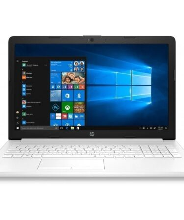 "HP 15-DA0252NS i3-7020U 4GB 1TB W10 15.6"" Blanco"