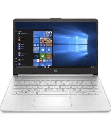 """HP 14S-DQ1029NS i5-1035G1 8GB 256SSD W10 14"""" Plata"""