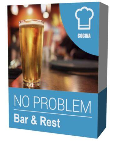 No Problem Módulo Bar&Restaurant Cocina ilimitada