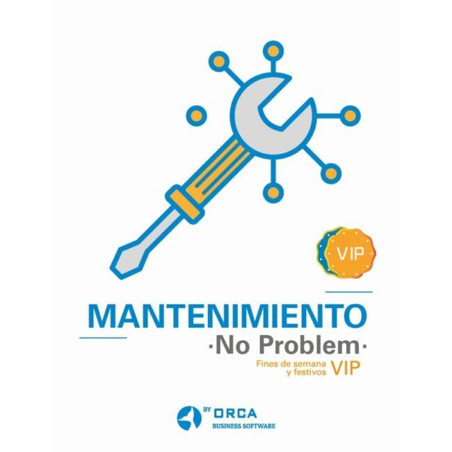 NP Mantenimiento Especial Fines de Semana/Festivos