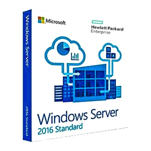 HPE Microsoft Windows Server 2016 5CAL Usuario