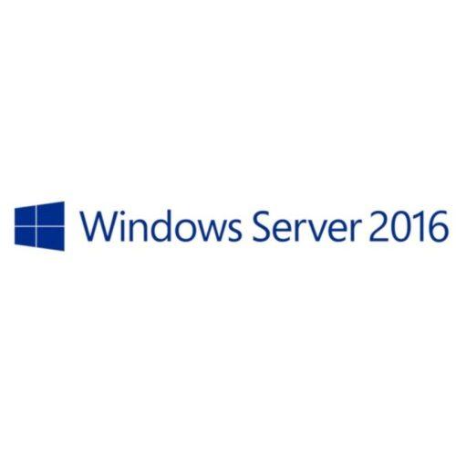 HPE Microsoft Windows Server 2016 5CAL Dispositivo