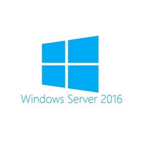 Microsoft Windows Serv.Std 2016 CAL Disp Pk5 OEM