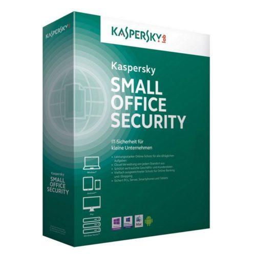 Kaspersky Small Office Security v5 10+1 ES
