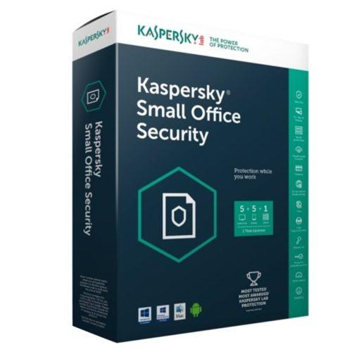Kaspersky Small Office Security 2serv+ 20ptos 1A