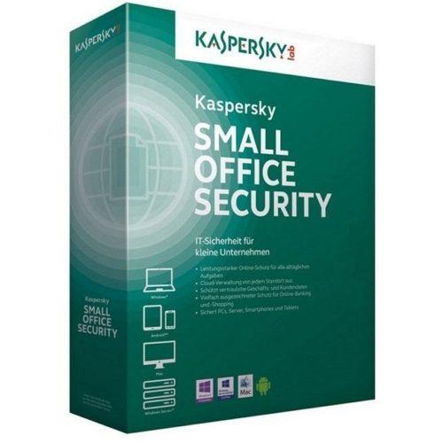 Kaspersky Small Office Security v5 5L / 3A
