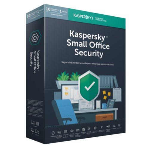 Kaspersky Small Office Security v6 10+1 ES