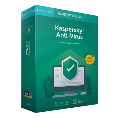 Kaspersky Antivirus 2019 1L/1A