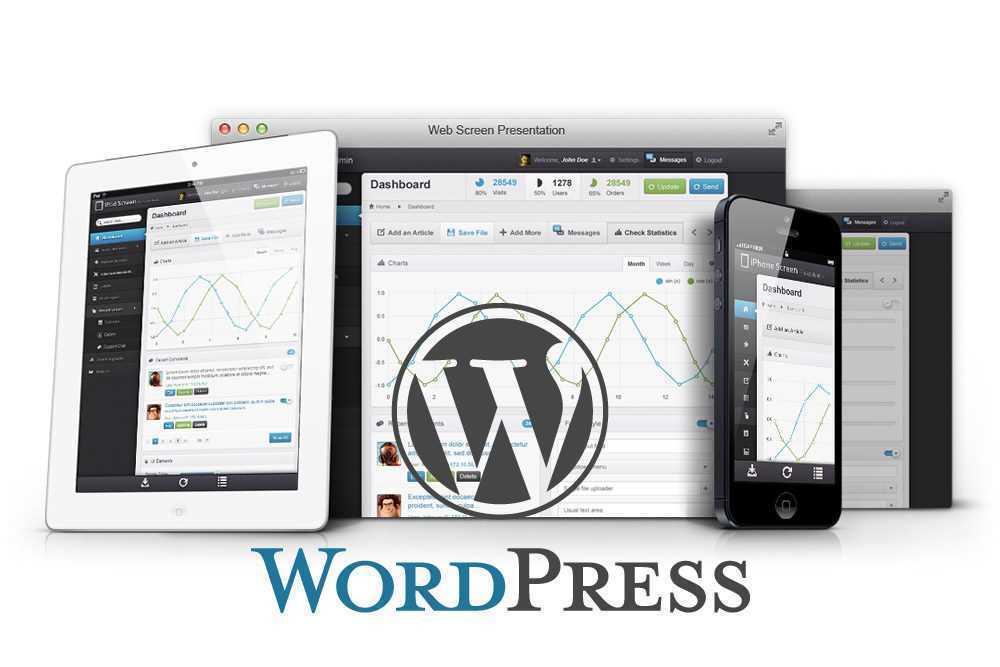 Diseño Web Wordpress España / Serboweb